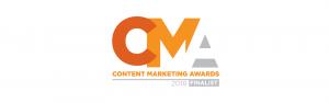 Content marketing finalist